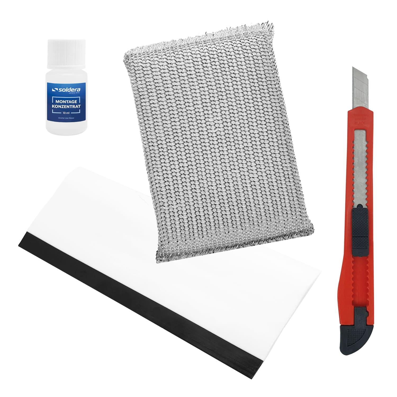 soldera montage kit f r folien soldera. Black Bedroom Furniture Sets. Home Design Ideas